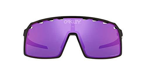 Oakley Sutro, Gafas Hombre, Polished Black-Prizm Road, Talla única