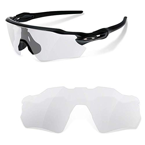 sunglasses restorer Lentes de Recambio Fotocromáticas Grises para Oakley Radar EV Path | Radar EV: no es Radarlock ni Radar. | Asegurarse Antes de Realizar la Compra.