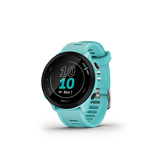 Garmin Forerunner 55 - Reloj inteligente para running con GPS, planes de entrenamiento,...*