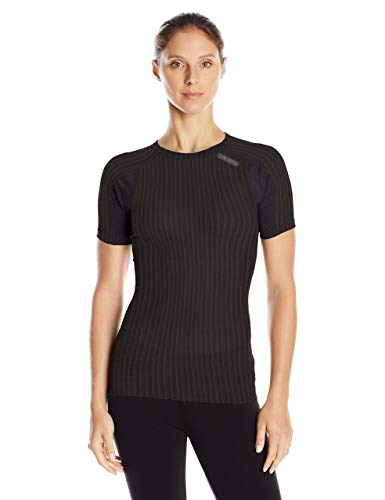 Craft–Camiseta Active Extreme 2.0RN SS W, Mujer, Unterwäsche Active Extreme 2.0 RN SS W, Negro, Medium