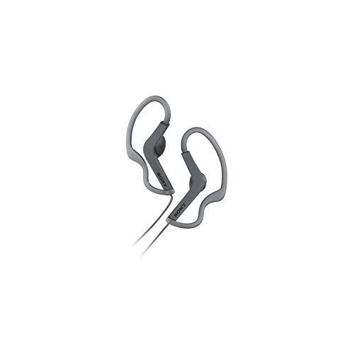 Sony MDRAS210B.Ae - Auriculares Deportivos de Botón con Agarre al Oído (Resistente a...*
