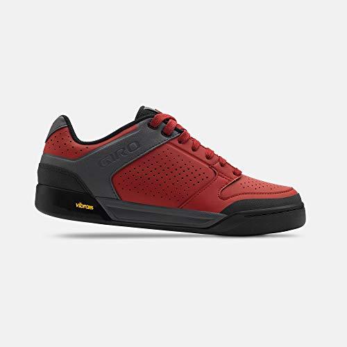 Giro Riddance Zapatillas de montaña para Ciudad o Urbana, para Ocio, MTB Downhill o Freeridee, Unisex Adulto, Rojo Oscuro/Oscuro, 50