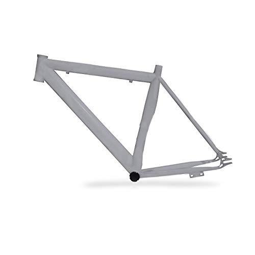 Riscko 001lurb Cuadro Bicicleta Personalizada Fixie Talla Lurb Blanco*