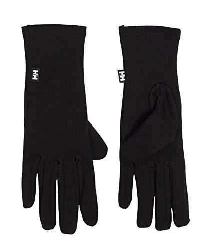 Helly Hansen HH Warm Liner Gloves, Unisex Adulto, Negro, M*