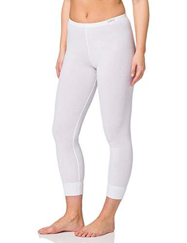 CMP Funktionswäsche - Pantalón interior térmico para hombre, color blanco, talla 44