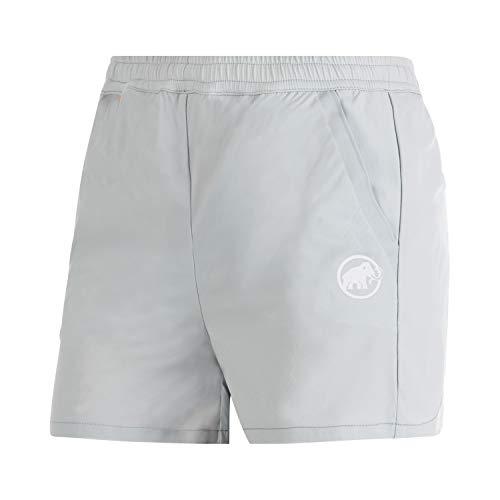 Mammut Pantalones Cortos Crashiano para Mujer, Color Gris, Talla 44