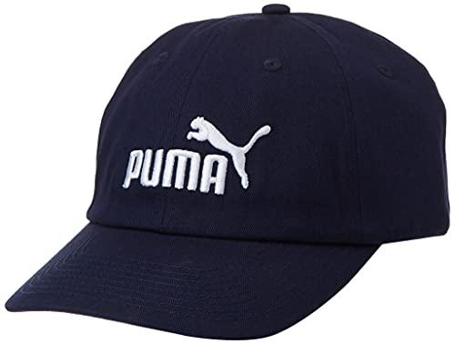 PUMA Gorra ESS 52919 Unisex, Unisex Adulto, Gorra, 52919 18, Peacoat-n.º 1, Talla única*