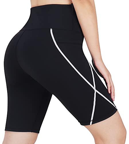 Leggins Cortos Mujer Mallas Cortas Mujer Pantalones Cortos Mujer Deporte Pantalon Corto Deporte...*