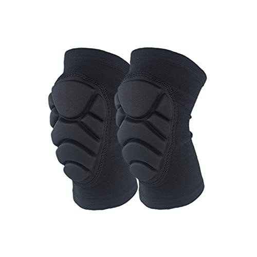 Rodilleras de protección deportiva para rodillas y rodillas, soporte deportivo para hombre y mujer, para MTB voleibol, crossfit, correr, escalada, fútbol, baile, snowboard