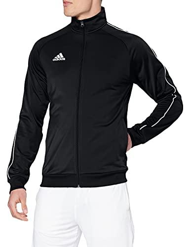 adidas Core18 PES Jkt Chaqueta de Deporte, Hombre, Negro (Black/White), M*
