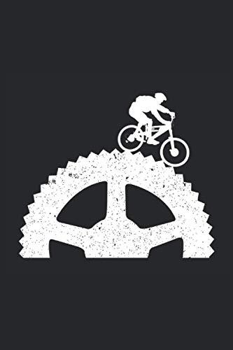 Calendar 2021 - 2022 MTB cycling Mountain Bike Biking Bicycle Mountainbike wheel: 01.01.2021 - 31.12. 2022 Calendar A5 ( 6' x 9') Weekly Planner and ... 120 pages for MTB Mountainbiker cyclist