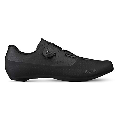 Fizik Tempo Overcurve R4 Zapatillas de Ciclismo, Unisex, Negro, 38 EU