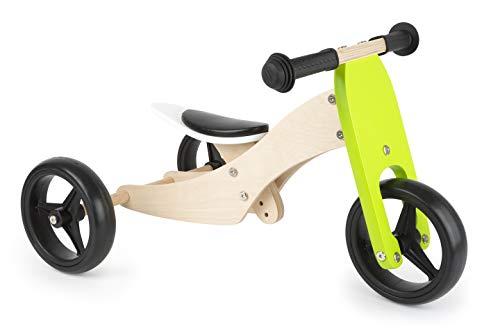 Triciclo 2 en 1 para Aprender a Andar