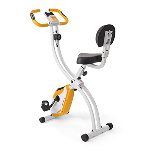 Ultrasport Bicicleta de ejercicio avanzada unisex F-Bike, pantalla LCD, entrenador doméstico...*
