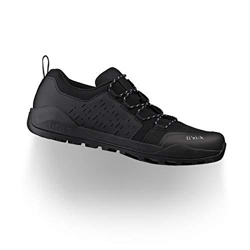 fizik Terra EL X2 - Zapatillas de ciclismo (talla 39), color negro*