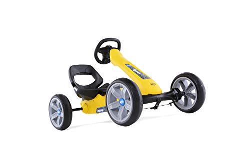 BERG Pedal Gokart Reppy Rider | Coche de Pedales, Seguro y Estabilidad, Juguete para niños Adecuado para niños de 2,5 a 6 años