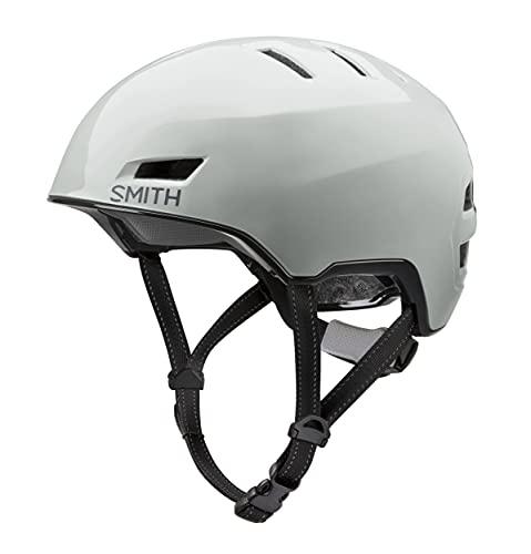 SMITH Casco de Bicicleta Unisex para Adultos, Color Amarillo, M