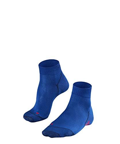 Falke Impulse Air M SO Calcetines para Correr, Hombre, Azul (Athletic Blue 6451), 46-48 (UK 11-12.5 Ι US 12.5-13.5)