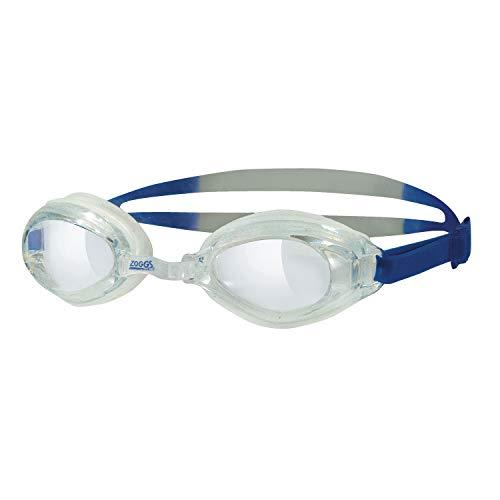 Zoggs Endura Gafas de natación, Adultos Unisex, Azul/Claro, una Talla