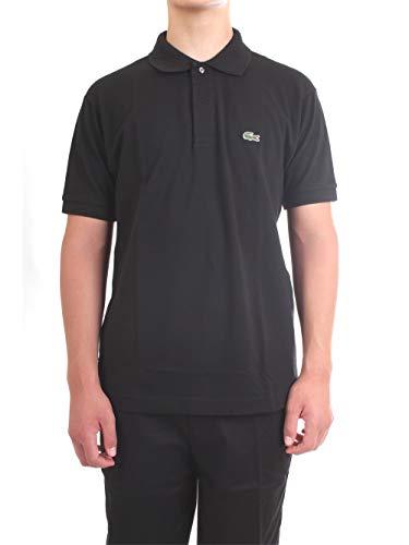 Lacoste L1212, Camisa de Polo para Hombre, Negro (Noir), M*