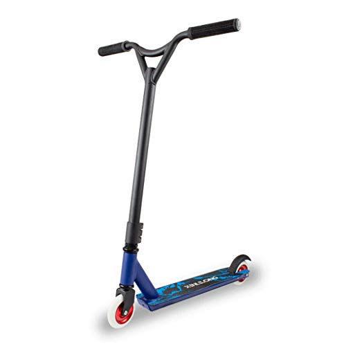 XYDDC Pro Scooter Calle Freestyle Surfing Kick Scooter Truco Skatepark BMX Manillares Profesional Deportes Extremos Vespa,B