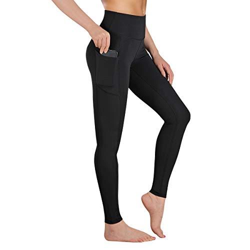 GIMDUMASA Pantalón Deportivo de Mujer Cintura Alta Leggings Mallas para Running Training Fitness...*