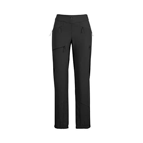 Mammut Pantalones para Mujer Aenergy So-1021, Color Negro, Talla 36