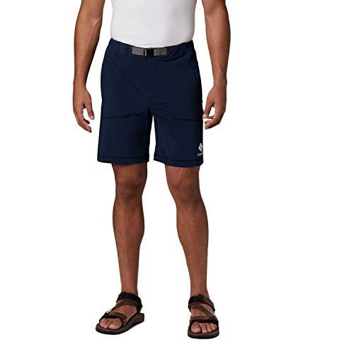 Columbia Columbia Lodge Pantalones cortos de tela para hombre*