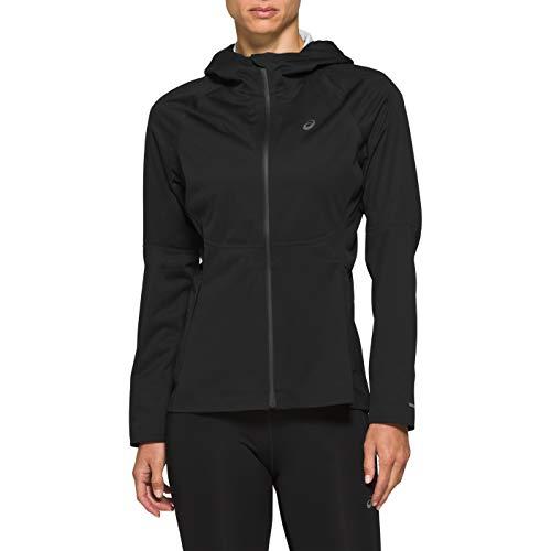 ASICS Accelerate Jacket Chaqueta, Mujer, Performance Black, XS