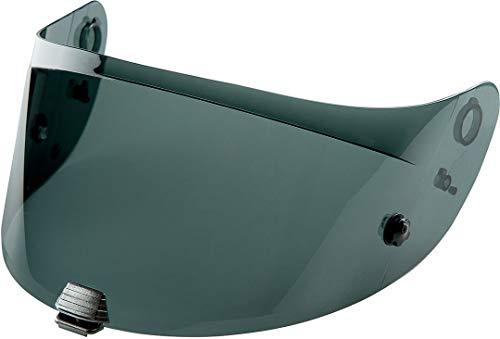 Casco hj-20m Is-17/FG-17motocicleta casco de repuesto visera), color gris oscuro