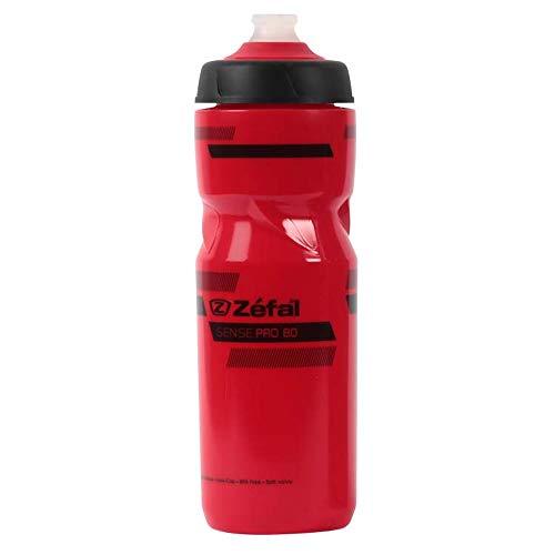 Bidon zefal sense pro 80 rojo negro 800ml