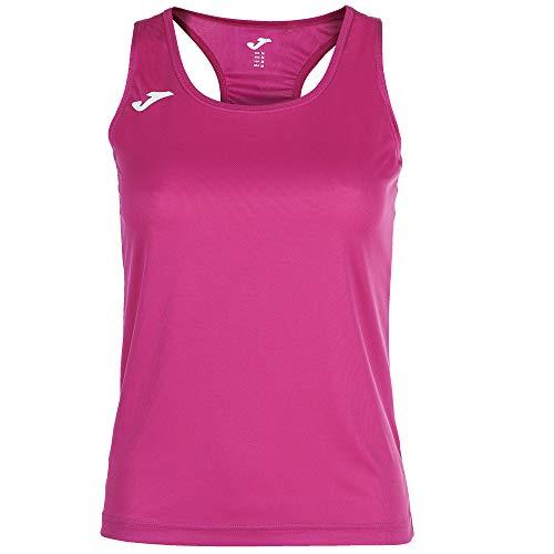 Joma Camisetas Señora, Mujer, Siena Magenta, XL