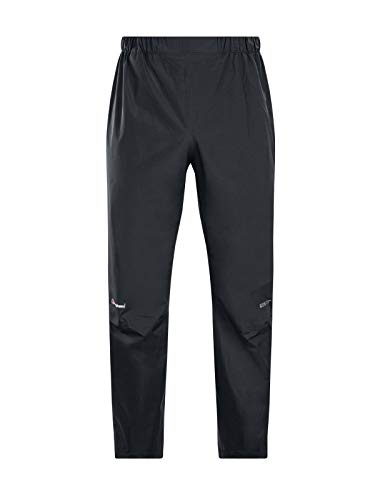 Berghaus Gore Tex Paclite Shell - Pantalones para mujer, color negro, 12 Regular*