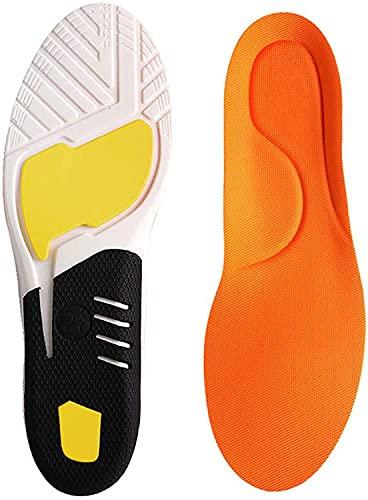 Inserciones de Fascitis Plantar, Plantillas de Zapatos ortopédicos para Hombres y Mujeres,...*