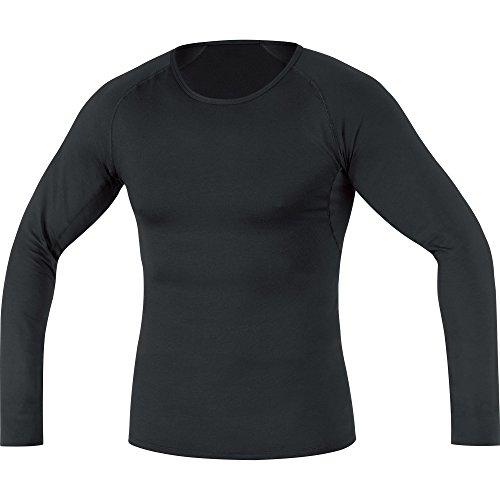 GORE Wear Camiseta interior transpirable y térmica de hombre, M, Negro, 100318*