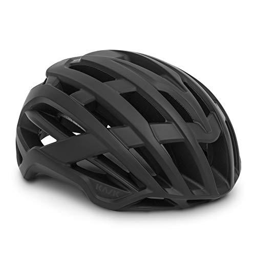 Kask Valegro - Casco de Bicicleta para Adulto, Unisex, Negro Mate, Mediano*