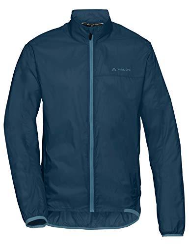 VAUDE Chaqueta Air Jacket III para hombre, Hombre, Chaqueta, 40813, azul mar, medium