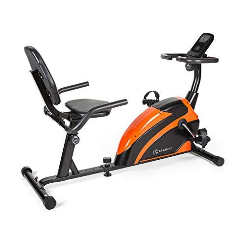 KLAR FIT Relaxbike 6.0 SE Bicicleta reclinada - Bicicleta estática, Volante de inercia de 12 kg,...*