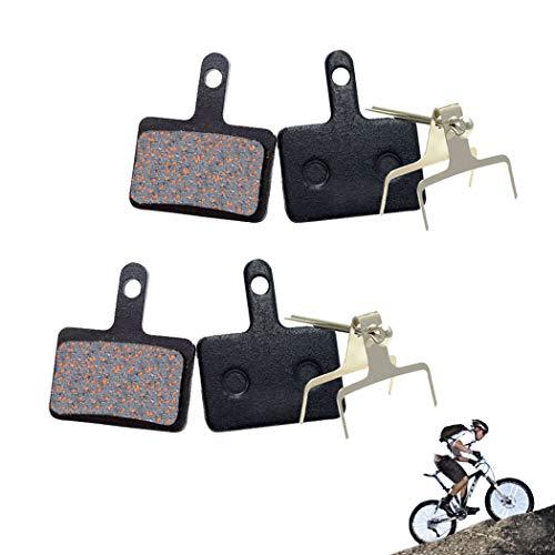 Pastillas de freno de disco de bicicleta para Shimano BR-M515 M525 M525 M575 M575 M575 M416 M446 M447 M475 M315 M355 M375 M395 Tektro Orion Auriga