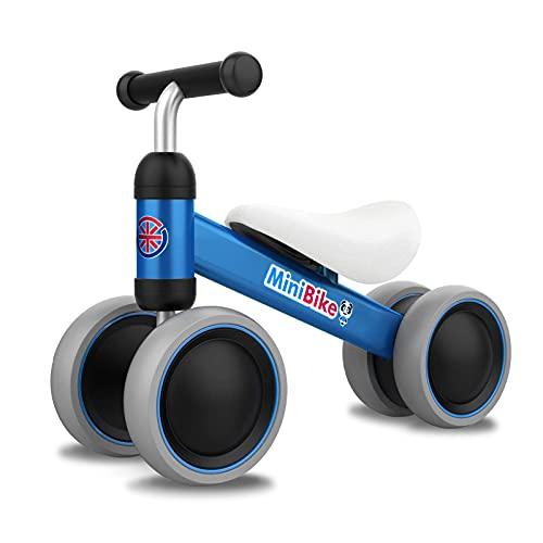 YGJT Bicicleta sin Pedales para Bebe de 1 Año, Correpasillos Juguetes Bebes para ejercita Las...*