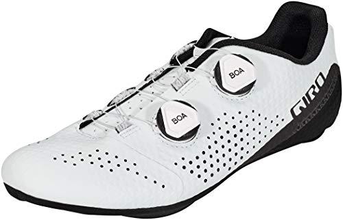 Giro Regime Zapatos, Hombre, Blanco, 44 EU*