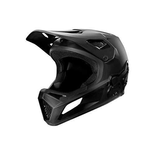 Fox Yth Rampage Helmet Black/Black*