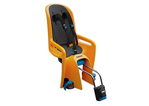 Thule RideAlong, Tradicional, seguro y fácil de utilizar, asiento infantil reclinable para bicicleta, para llevar al siguiente nivel los desplazamientos diarios