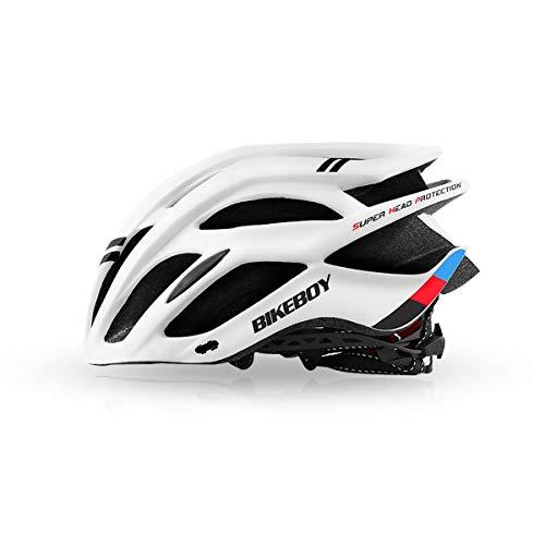 Zeroall Casco de Bicicleta para Hombre Mujer Ligero Ajustable Casco de Ciclo Cascos de Ciclismo para...*