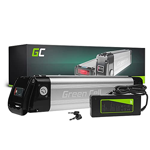 Green Cell® 24V   36V   Batería para Bicicleta Electrica de Iones de Litio Li-Ion Recargable al...*