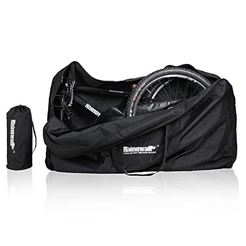 UBORSE Bolsa de Transporte para Bicicletas de 26 Pulgadas Estuche de Transporte para Bicicletas para...*