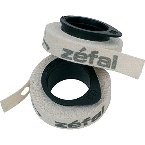 ZEFAL Blíster 2 Cintas llanta, Unisex Adulto, 17 mm