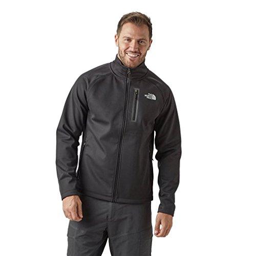 North Face M Canyonlands Soft Shell Jacket - Chaqueta, Hombre, Negro -(TNF Black)