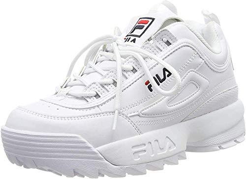 FILA Disruptor wmn zapatilla Mujer, blanco (White), 36 EU