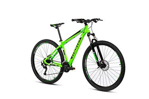 Moma Bikes Mtb29 Peak L Bicicleta de Montaña, Frenos de Disco hidraulicos, 27V, Unisex Adulto,...*